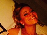 A youthful Mariah Carey posted this picture from 1997 writing 'quality time with #dembabies...so much happiness!'
