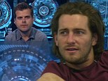 Big Brother boys complain about lack of female attention in the house... as Ash faces eviction in shock nomination