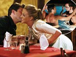 James Argent and Lydia Bright on a date..