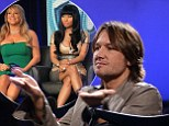 'It shouldn't have gone all Jersey Shore': Keith Urban opens up about THAT American Idol feud between fellow judges Nicki Minaj and Mariah Carey