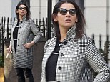 Fashion Goddess: Nigella Lawson steps out in immaculate style as New Zealand officials apologise for visa snafu