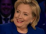 Hillary Clinton indicated on Tuesday that she's still against legalizing marijuana at the federal level