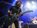 Fan-tastic! The Richmond Foo Fighter faithful wanted to see their band so they made it happen by organising a gig