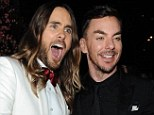 Arrested! Jared Leto's brother Shannon 'taken in for suspicion of DUI and previous traffic warrant after his car stalls in Hollywood'... $7,500 bail set