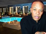 He can afford it! New billionaire Dr. Dre tips waitress $5,000 at luxurious West Hollywood bar