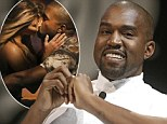 Controversial: Kanye said if the Bound 2 video had come out after the Vogue shoot, people would have understood it better