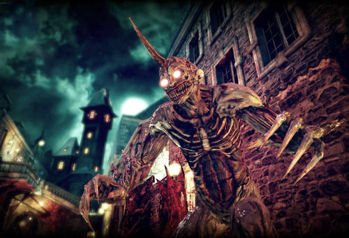 Shadows of the Damned - Demon&lt;br /&gt;<br /> From the creators of Silent Hill, Resident Evil and No More Heroes. Read more and see the video at Joystiq