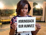 Supporters of the radical Islamic group overtaking Iraq are trolling the White House with #bringbackourhumvee tweets