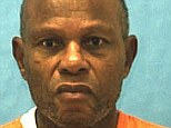 Put to death: John Ruthell Henry, 63, was executed in Florida at 7.43pm Wednesday for killing his estranged wife and her son in 1985 near Plant City