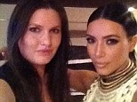 How to take a selfie, by Kim Kardashian: MailOnline's Fay Strang gets a personal tutorial by the Queen of Selfies herself