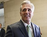 Meet the new House Majority Leader, Kevin McCarthy: McCarthy defeated fellow Republican Rep. Raul Labrador for the position in today's leadership race