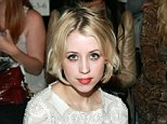 Haunting: Peaches Geldof was haunted by the belief that her fate was  'preordained' and that she would suffer a similar death to her mother Paula Yates
