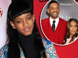 Will Smith's 13-year-old daughter Willow 'has TEN snakes sleeping in her room' and some of them are uncaged