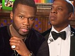 50 Cent disses music rival Jay Z, calling him 'the most overrated hip-hop star of all-time'