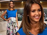 'I'm not going to say that I never will': Notoriously modest Jessica Alba reveals she has not entirely ruled out nudity