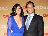 Josh Lucas and estranged wife Jessica Ciencin Henriquez sign divorce papers after two years of marriage