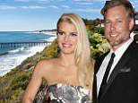 Beach wedding! Jessica Simpson will marry Eric Johnson 'at the Bacara Resort in Santa Barbara on July 4... with a barbecue dinner the night before'