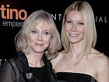 Gwyneth Paltrow breaks down in tears as she watches her mother Blythe Danner perform in new play