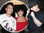 Rob Kardashian 'getting pressure from mom Kris to join The Biggest Loser and deal with his weight gain'