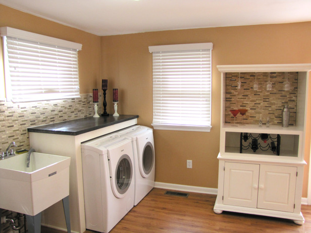 laundry rooms : Spaces : DIY Network