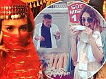 Turkish delight! Jessica Alba shares her private holiday snaps as she embraces everything Istanbul has to offer... including traditional garb