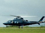 Buckingham Palace has announced plans to lease a new £8million luxury helicopter, complete with leather interior, for members of the Royal family to use (pictured)