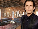 Through the keyhole! See inside Orlando Bloom's jaw dropping $4.875 million New York bachelor pad... where he can grab a cup of sugar from neighbour Taylor Swift