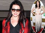 Orange Is the New Black's Laura Prepon grunges out at LAX hours after her glam look at the Critics' Choice Awards