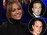 J-Lo's exes: Jennifer Lopez dishes on former toyboy Casper Smart and how she tried to overhaul then-fiance Ben Affleck's style