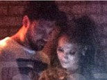 Just rumours? Jennifer Lopez is pictured getting VERY close to Maksim Chmerkovskiy after he watches her Connecticut show