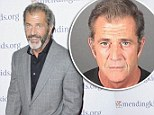 Mel Gibson is arrested in New Mexico... but it's just for his latest movie role