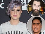 Playing the field! Kelly Osbourne 'hooks up with Puff Daddy's stepson'...while 'also romancing model Ricki Hall'