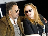 Bruce Springsteen and his wife Patti Scialfa looked every inch proud parents as Jessica Springsteen took part in the International Dressage Grand Prix in Rotterdam.