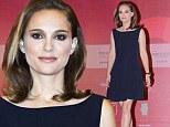 Put down the powder! Natalie Portman suffers a make-up fail as she closes out Shanghai Film Festival