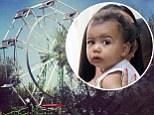A Ferris wheel, teepees and celebrity guests: Kim Kardashian's daughter North celebrates first birthday with extravagant 'Kidchella' themed party