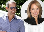 Here comes the groom! Katie Couric's fiancé John Molner looks relaxed as he runs errands in East Hampton just hours before the couple say 'I do'