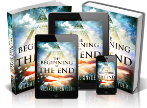 Beginning Of The End - Kindle Version by Michael T. Snyder