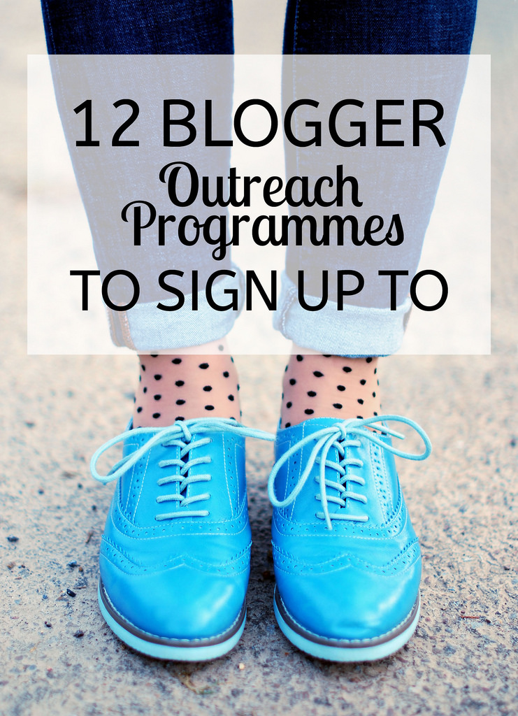12 Blogger Outreach Programmes To Sign Up To