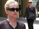 She's a natural actress! Meryl Streep, 65, shows off her bare face in dark sunglasses while walking around New York