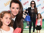 Mummy's little A-lister! Kyle Richards and her daughter Portia take on a Hollywood red carpet together