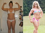 Sarah-Louise decided to start bodybuilding in March 2013, after seeing unflattering photos of herself and has managed to totally change her body, finally gaining self acceptance