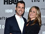 Hold on tight: The 45-year-old actress and the show's star could not let go of each other as they posed for the cameras