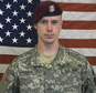 FILE - This undated file photo provided by the U.S. Army shows Sgt. Bowe Bergdahl. The U.S. Army says Bergdahl has been released from inpatient care at Brook...