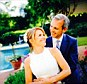 Wedded bliss: Talk show host Katie Couric, 57, and her fiance John Molner finally tied the knot in a private ceremony on their property in South Hampton, NY