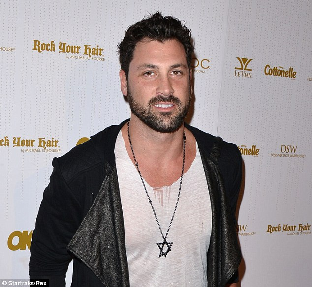 Keeping it vague: Maksim Chmerkovskiy tweeted 'live and let live' after Jennifer Lopez denied reports the duo were dating
