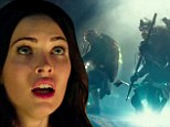 Megan Fox faints upon meeting the inhuman Teenage Mutant Ninja Turtles in action-packed new trailer