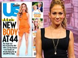Jennifer Lopez dropped 10 pounds (and a dress size) with strict vegan diet and daily six-hour dance workouts