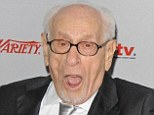 Late star: US actor Eli Wallach, who appeared in The Holiday and The Good, the Bad and the Ugly, has died aged 98
