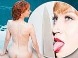 Nothing to laugh at! Comedienne Kathy Griffin, 53, still cuts a great figure as she goes completely nude in new photo shoot