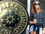 British model and style icon Alexa Chung is launching her first denim collection in partnership with Adriano Goldschmied. The 30-year-old, who is based in New York, will launch the 20-piece collection in January of next year; to include denim dresses, T-Shirts and jeans, ranging in price between $70 and $300. 'The collection is inherently the missing pieces of my dream denim wardrobe,' Ms Chung, who will also model the line for its print campaign, tells WWD. 'Which, as ever, is predominantly inspired by a late Sixties, early Seventies aesthetic.'   Denim devotee: Model and society darling Alexa Chung (pictured) is launching her first denim collection, a line in collaboration with AG, which will hit stores in January  Fans of Ms Chung, who boasts over 900,000 followers on Instagram, got their first hint of the collection earlier this month, when she posted a teasing photo to the social networking site in which she is gazing at design options for the line, captioned: 'It's all happening.